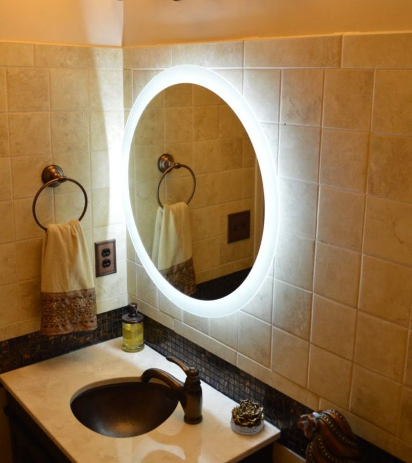 Lighted-vanity-mirror-within-appealing-round-bathroom-mirrors-768x863