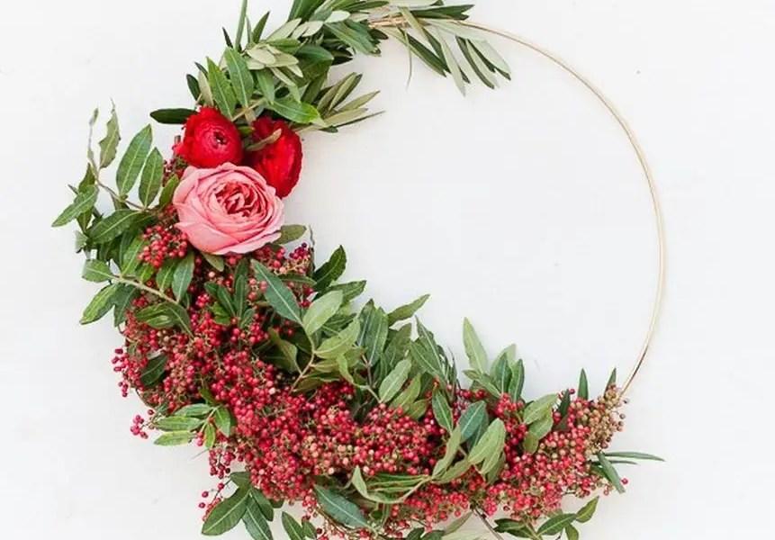 Modern-wreath