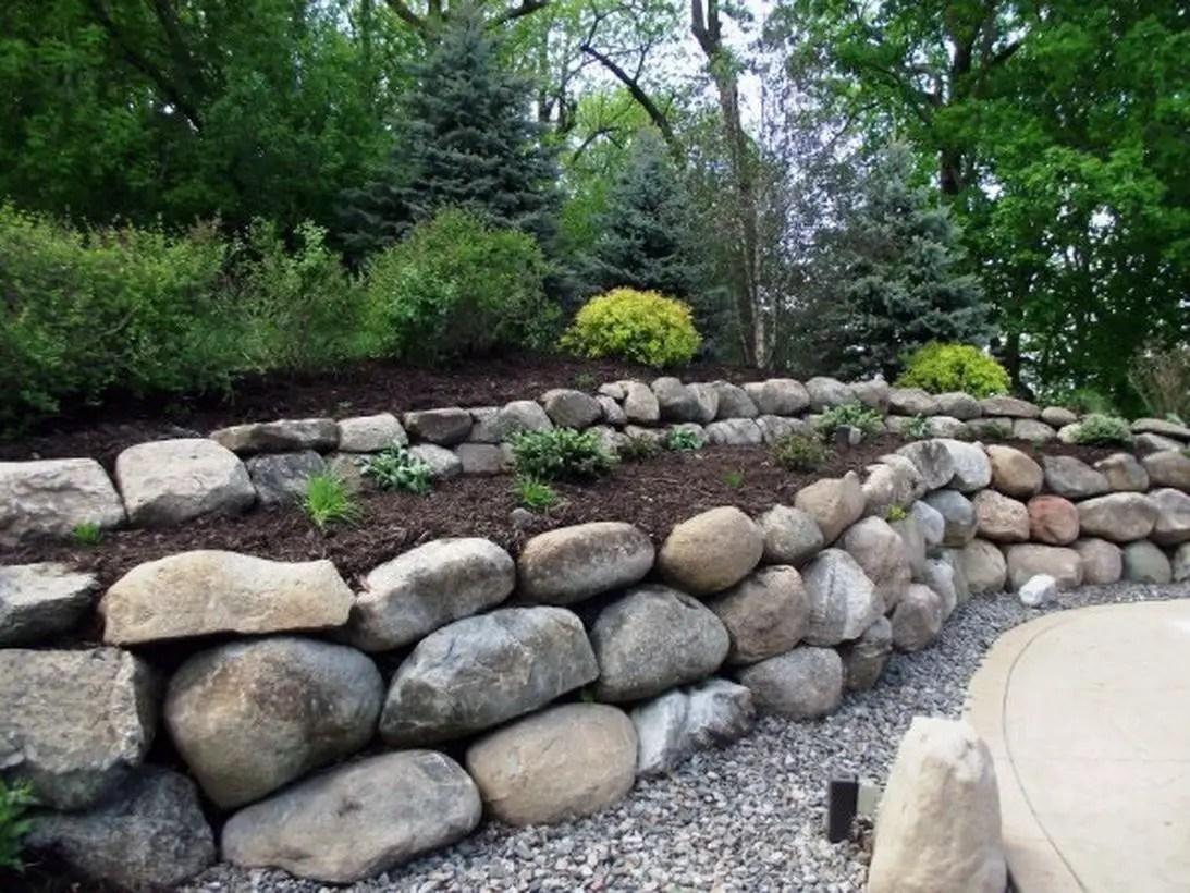 Rock-retaining-wall-ideas