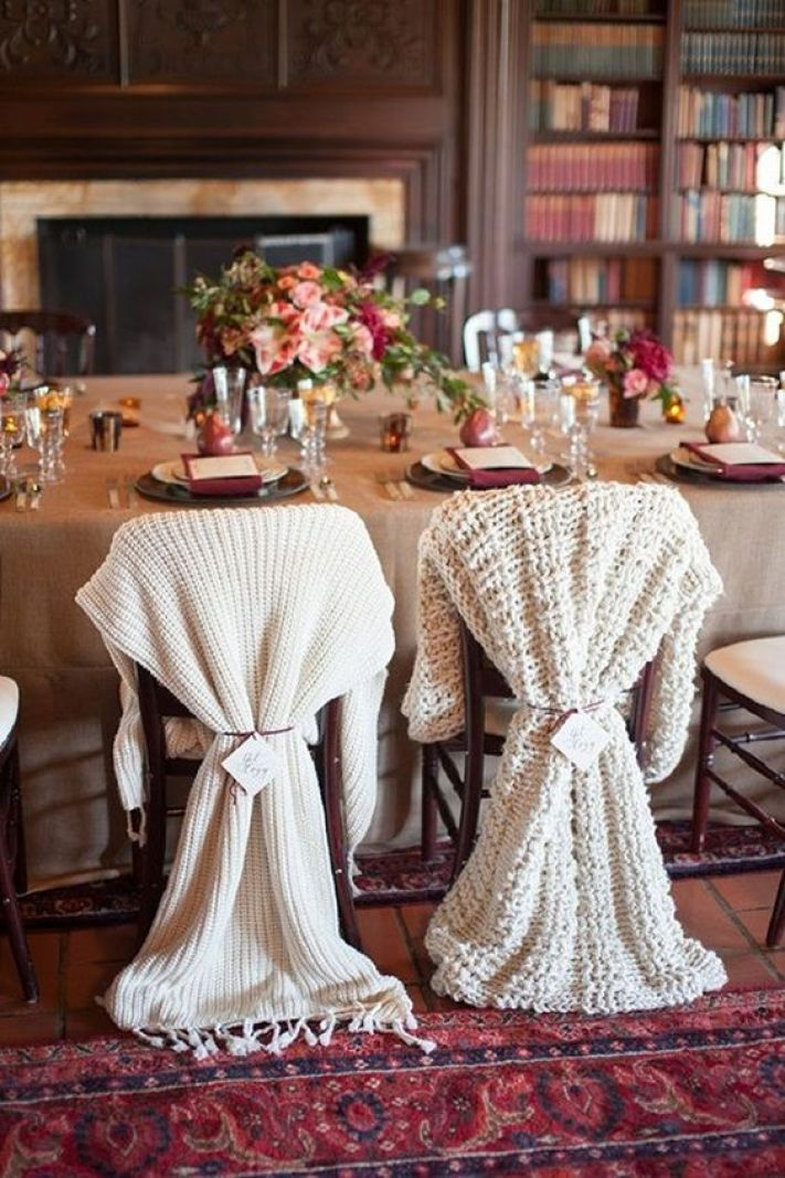 03-knit-chair-covers-for-the-bride-and-groom-are-ideal-for-a-winter-wedding