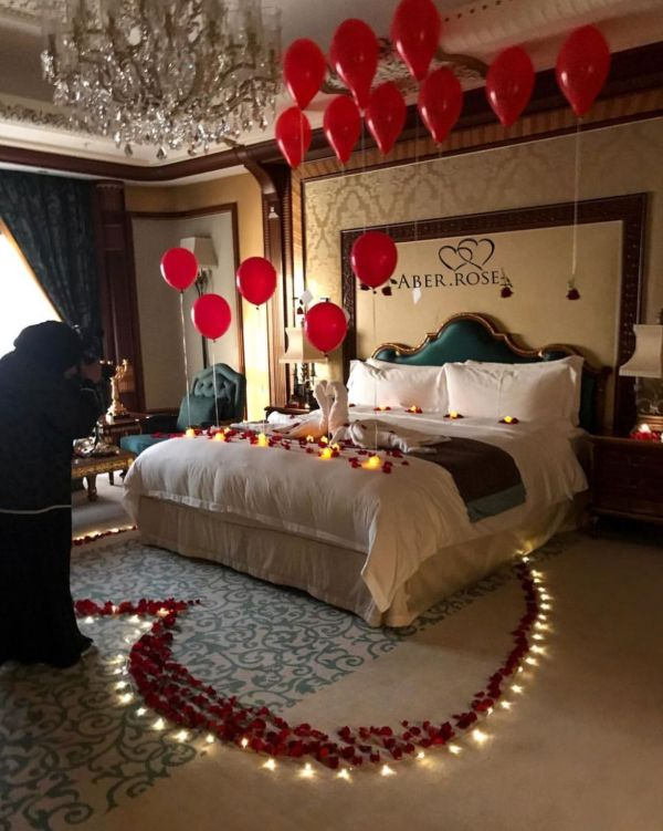 15 Diy Valentine S Day Decoration Boyfriend Romantic Room Matchness Com