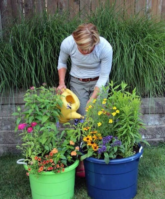 2-awatering-container-garden-1