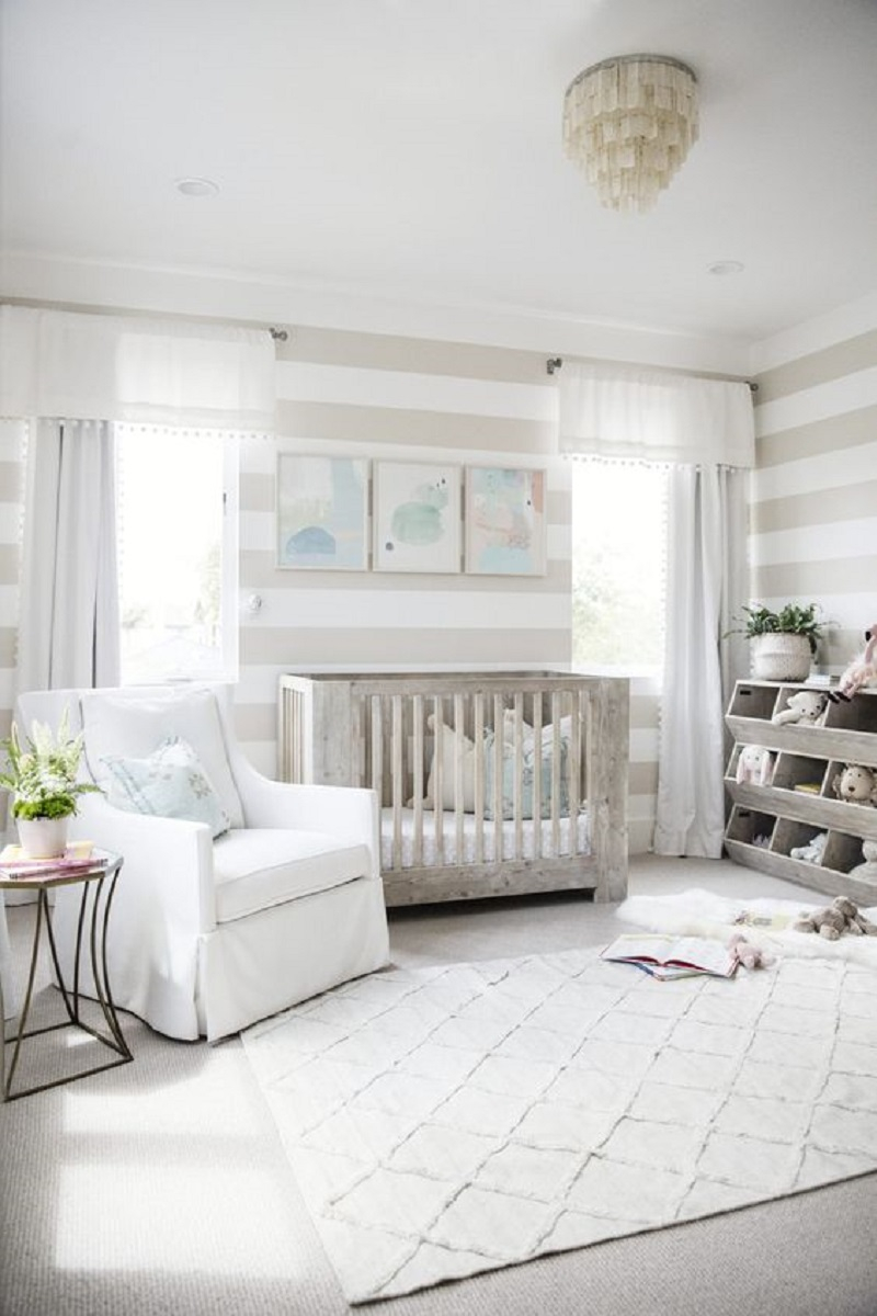 5 The Update Farmhouse Nursery Ideas That Everyone Will Feel Comfy Of