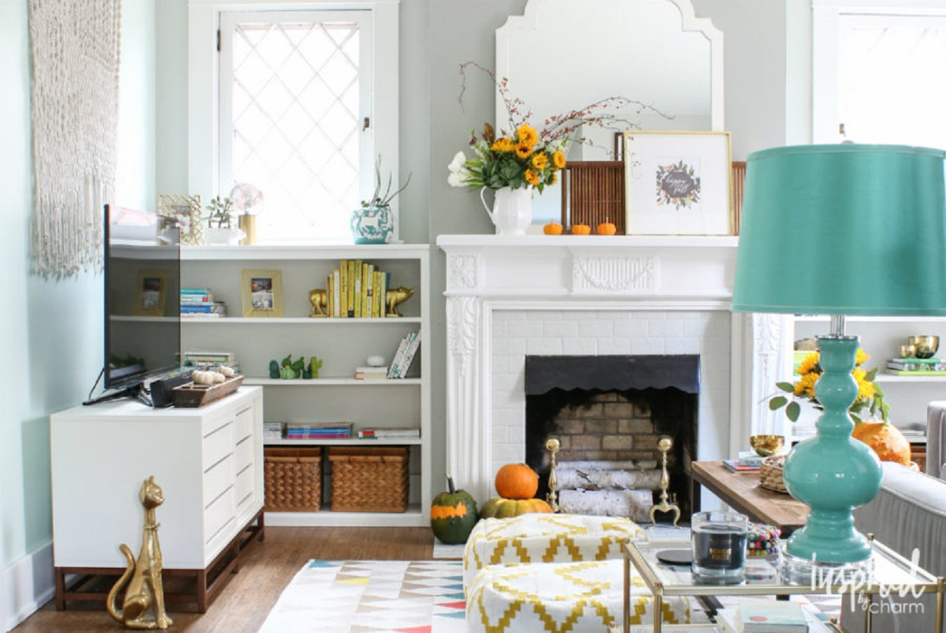 Autumnal living room Picturesque Autumn Living Room Ideas To Get Your Mind Fresh In Time