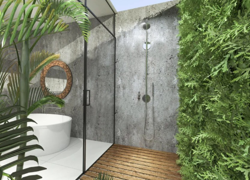 Biophilic home decoration ideas with natural elements inside that so inspiring