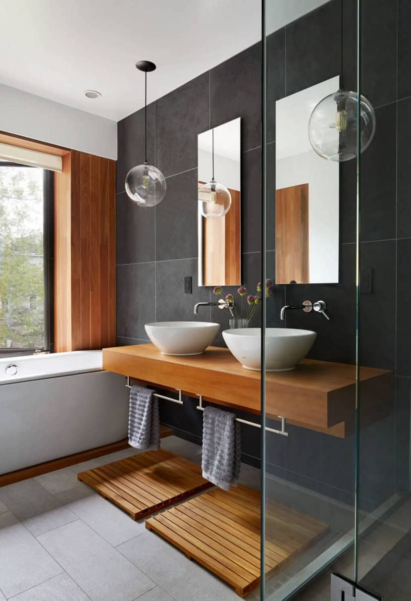 Great pendant lighting Charismatic Bathroom Design Ideas To Hypnotize Everyone In Your Home