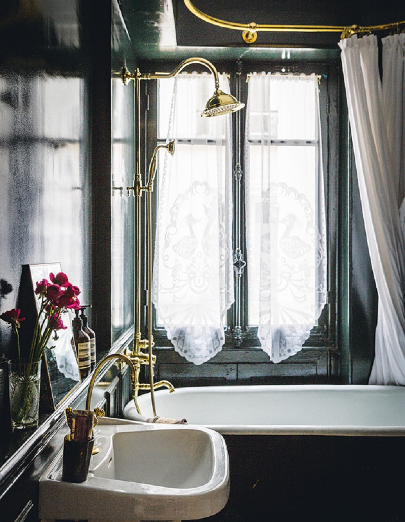 Romantic bathroom Energizing Bathroom Style Ideas To Make You Want to Have An Earlier Shower