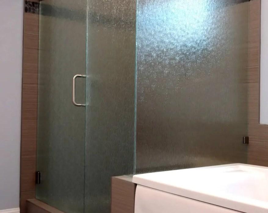 Splashing Rain Glass Design To Show A Charming Rainfall For Home Interior Ideas