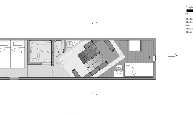 House_in_tezukayama_plan02_1f_level1_eng