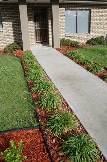 Low-maintainenece-rental-property-garden
