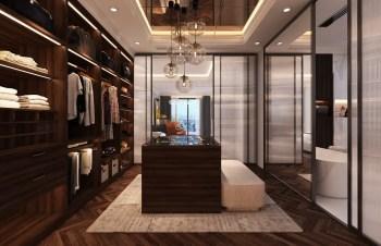 Walk-in-wardrobe-with-island