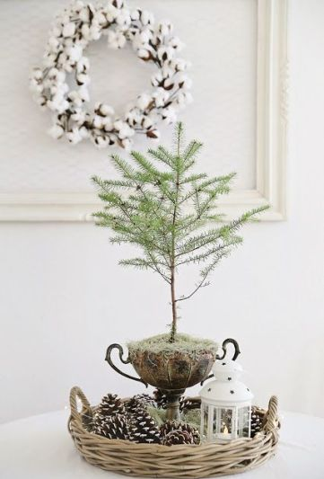 1-21-a-basket-with-pinecones-a-lantern-and-a-branch-a-cotton-wreath-on-the-wall