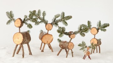 1 christmas-tree-reindeer-diy-via-marthastewart