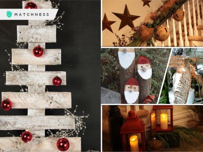 100 best rustic christmas decoration to celebrate the day 1