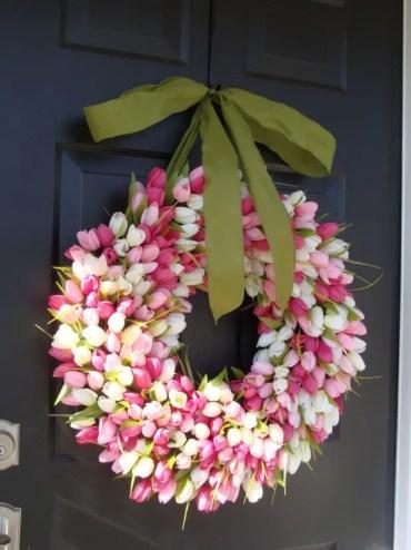 19-fresh-looking-handmade-spring-wreath-ideas-3-620x826