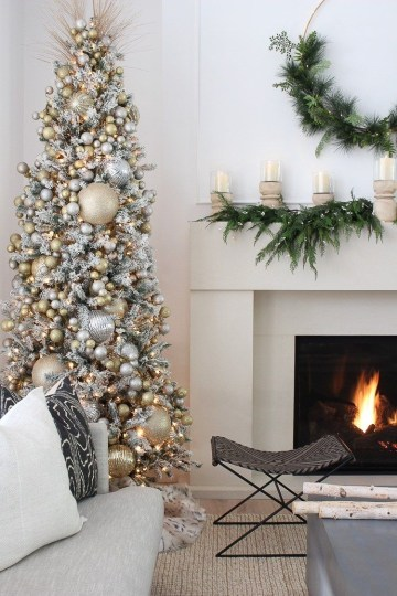 2 glam-silver-and-gold-metallic-christmas-tree-decor-via-house-of-silver-lining