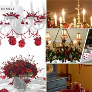 25 christmas chandelier to beautify your decoration