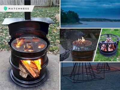 75 most proper fire pit designs