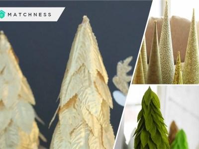 75 unique diy christmas cone tree ideas fi