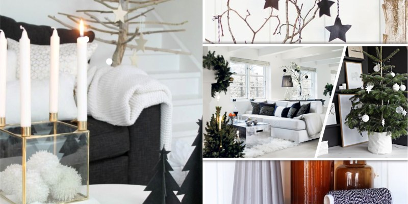 85 scandinavian christmas decoration for the modern look