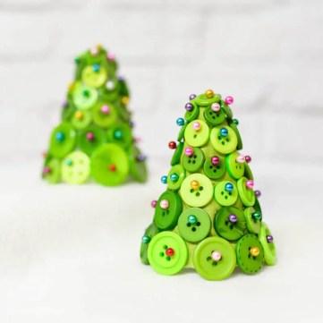 Button-christmas-tree