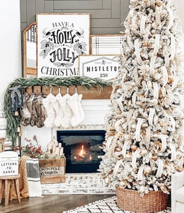 Christmas-fireplace-mantel-ideas-4