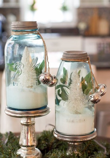 Creative-diy-snow-globe-mason-jars-ideas-22