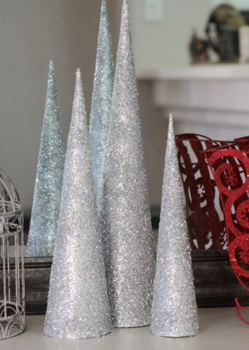 Diy-christmas-cone-trees-6