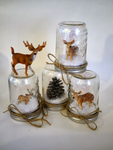 Diy-waterless-deer-snow-globes