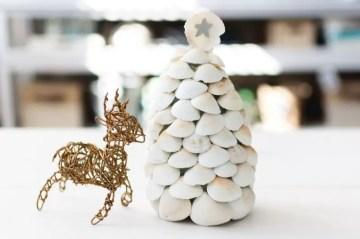 Seashell-christmas-tree