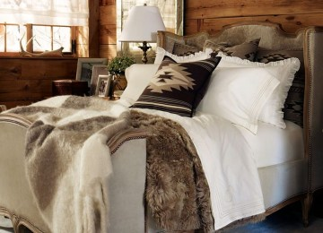 Simple-decorations-for-winter-bedrooms