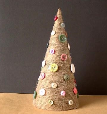 Twine-christmas-tree