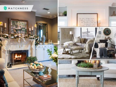 Ways to create warm and cozy winter home decoration