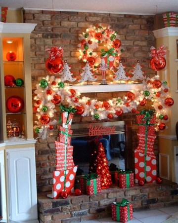 Christmas-mantel-decorations-13