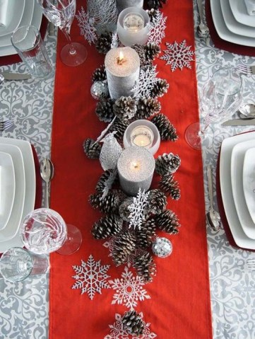 Diy-christmas-table-decorations