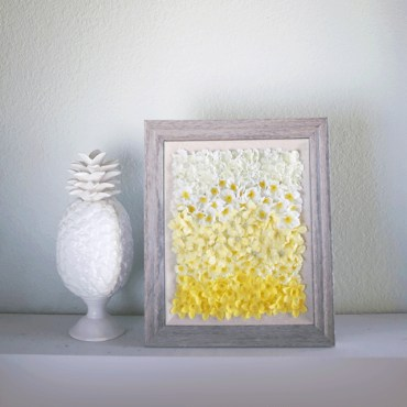 Incredibly-beautiful-diy-ombre-floral-wall-art-1