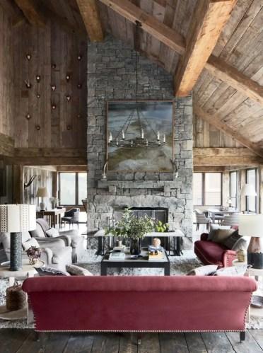 1-rustic-living-room-wall-antlers-2