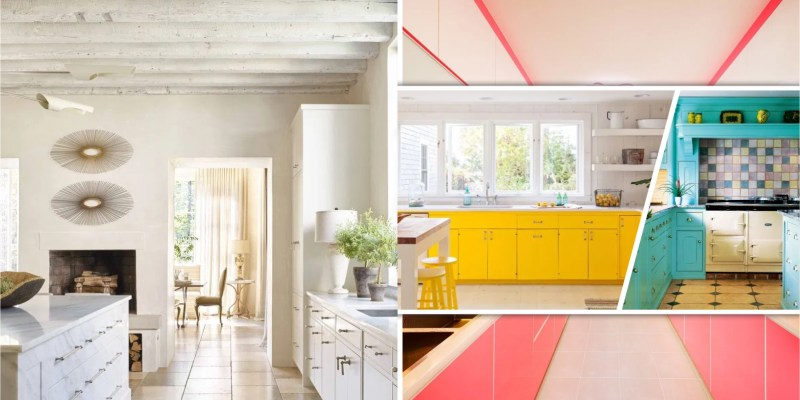 20 try these brilliant color theme for you small kitchen ideas fi