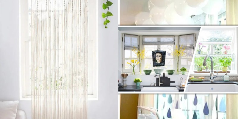 25 great ideas for your pretty window treatment fi