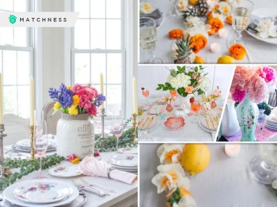 90 floral table setting ideas this spring fi