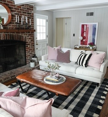 Classic living room decor for spring that easy to copy and affordable 6