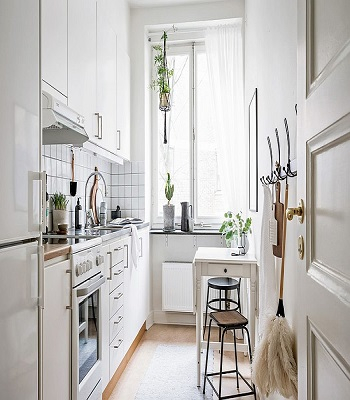 Decor and lighting Small But perfect Breakfast Nooks To Create Balance In Your Modern Space-Savy Home