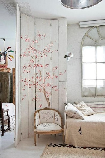 Floral prints Amazeballs Spring Bedroom Decoration Ideas To Bring Mood And Fresh