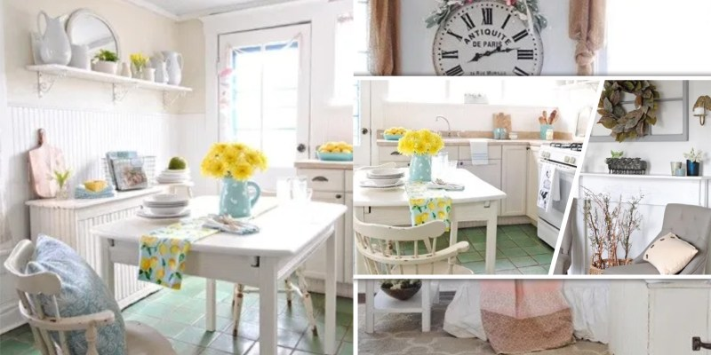 Inspiring farmhouse spring decor that you should try this year fi