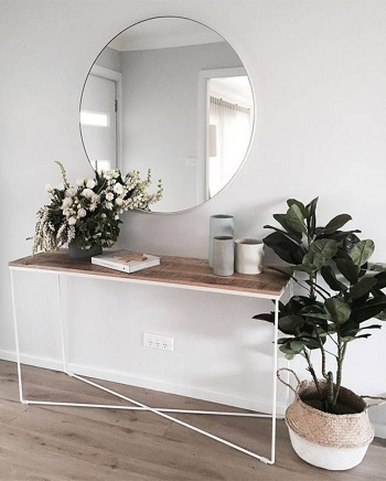 Mirror finish Captivating Entryway Ideas That Are Too Good To Be True