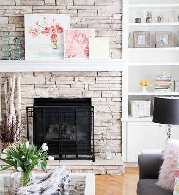 Modern rustic home decor to welcome spring with warm touches 1