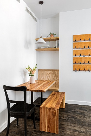 Niche interest Small But perfect Breakfast Nooks To Create Balance In Your Modern Space-Savy Home