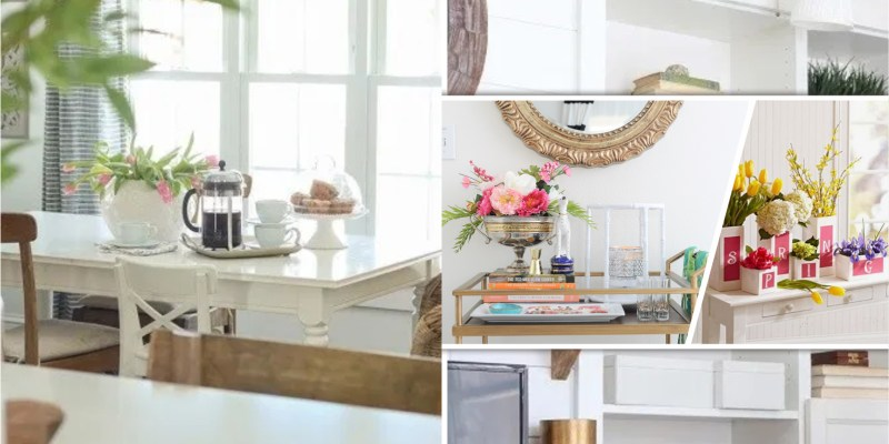 Sophisticated spring decor that gives your home a whole new feel this year fi