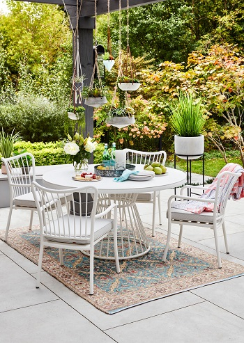 Springtime accessories for outdoor presentation Heavenly Pastel-Inspired Room Ideas That So Excited For Spring