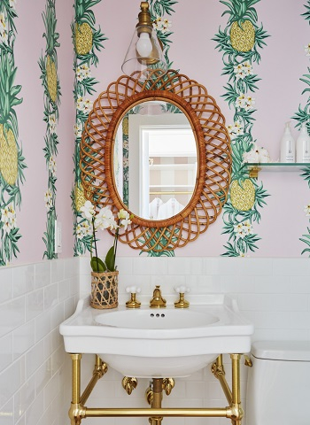 Sweet sensation Wallpaper Ideas To Create Life In Spring Sensation House This Season